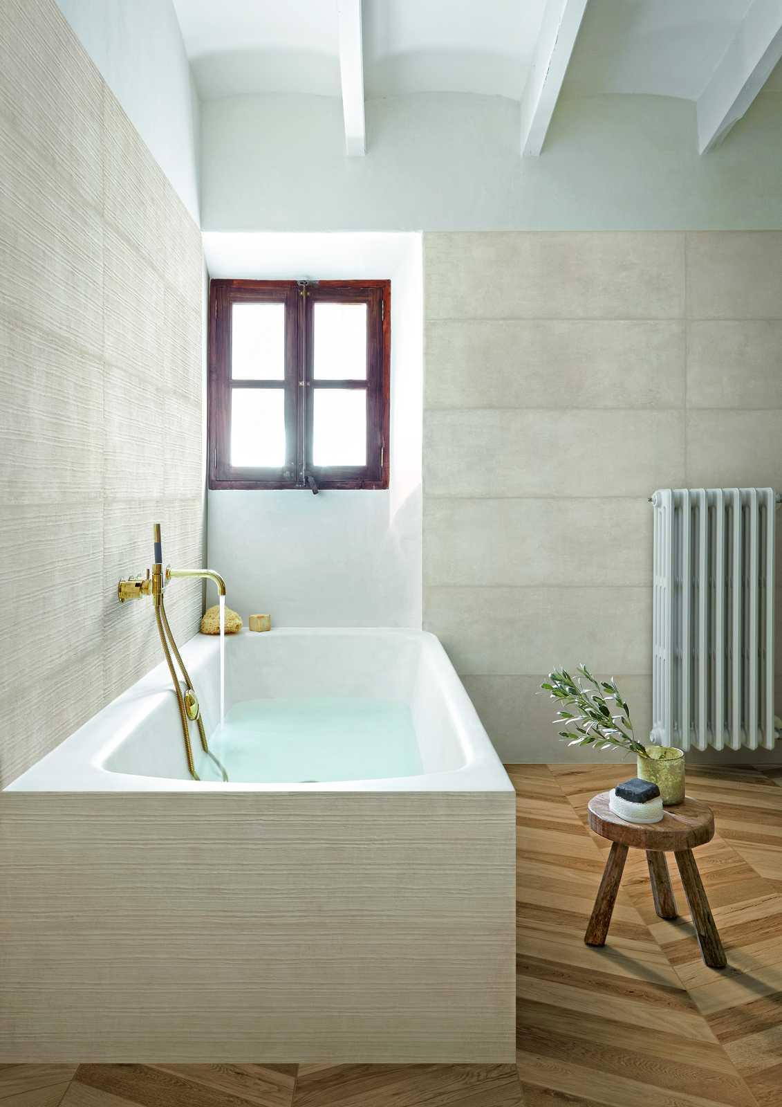 Fresco collection: Plaster Effect Ceramic Tiles | Marazzi