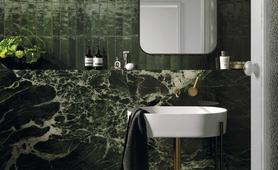 Green Tiles: view the collections - Marazzi 10463