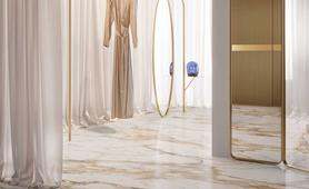 Marble effect ceramics: discover all the effects - Marazzi 10283