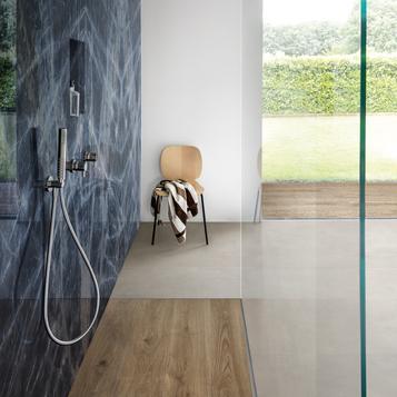 Blue Bathroom Tiles Marazzi, Blue Bathroom Flooring