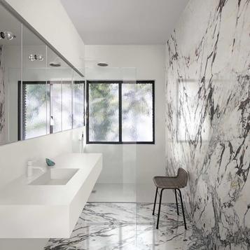 Tiles Bathroom Marble Effect   Marazzi_823