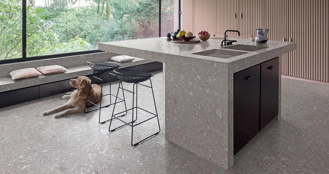 Grande stone look - Stone Effect - Kitchen