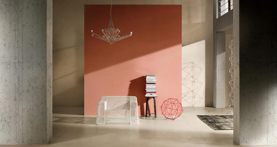 Red Tiles: view the collections - Marazzi 10230