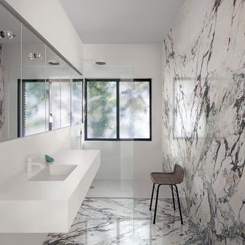 White Bathroom Tiles | Marazzi