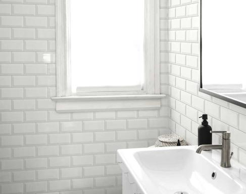 White Tiles: view the collections - Marazzi 8691