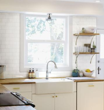 Hello: Kitchen tiles: stoneware and porcelain ideas and solutions - Marazzi