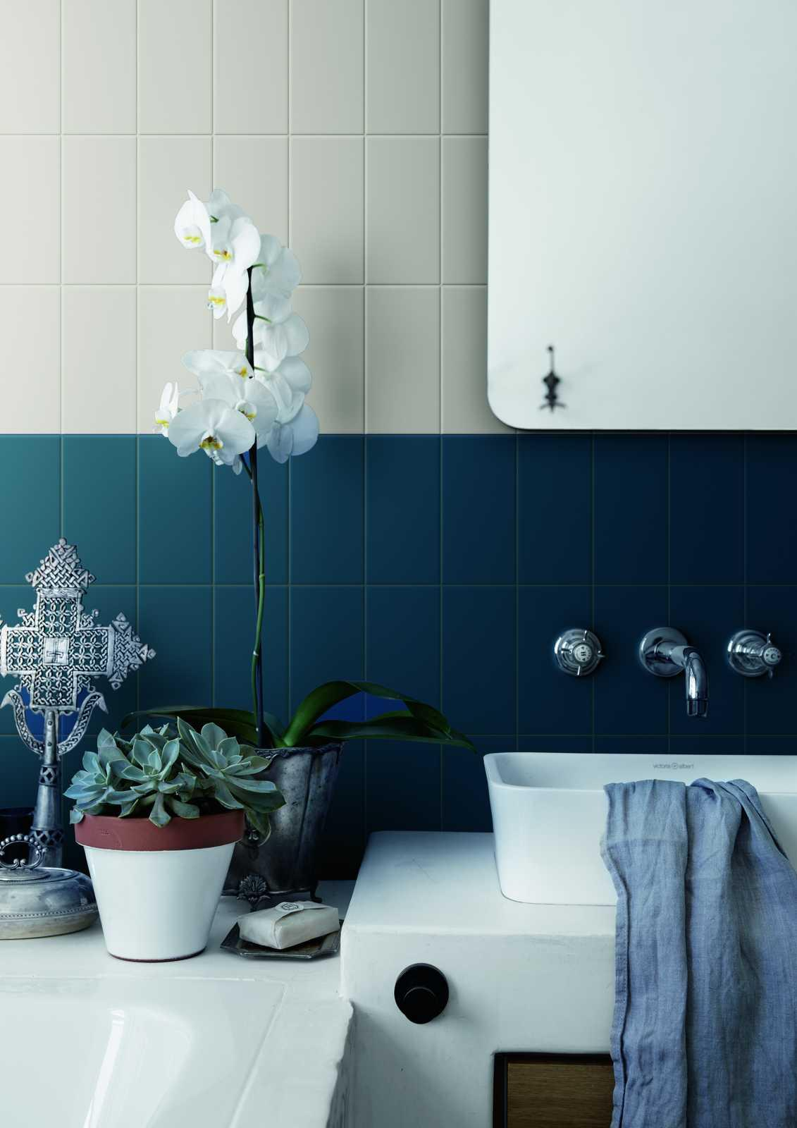 Blue Tiles View Our Collections
