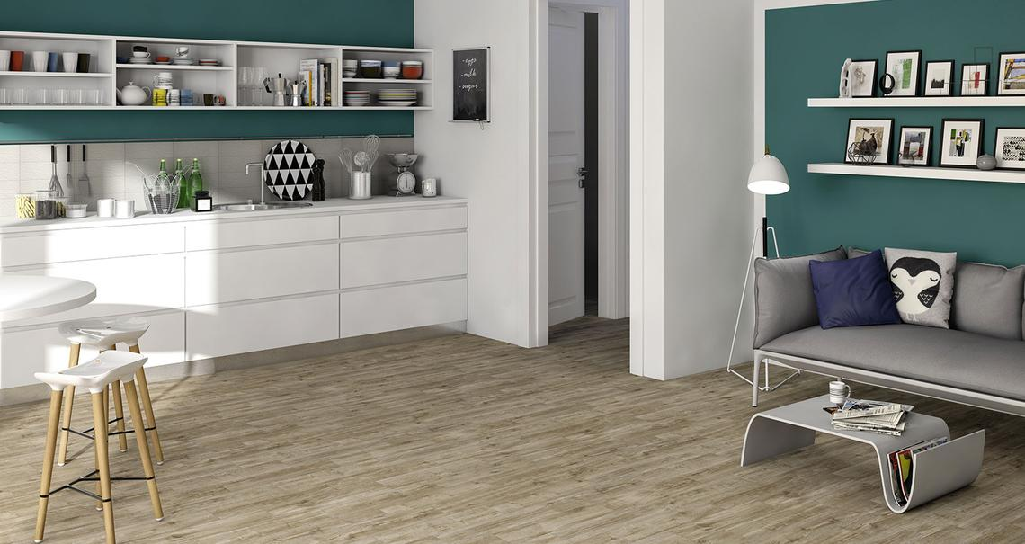 Horizon - Wood Effect - Kitchen