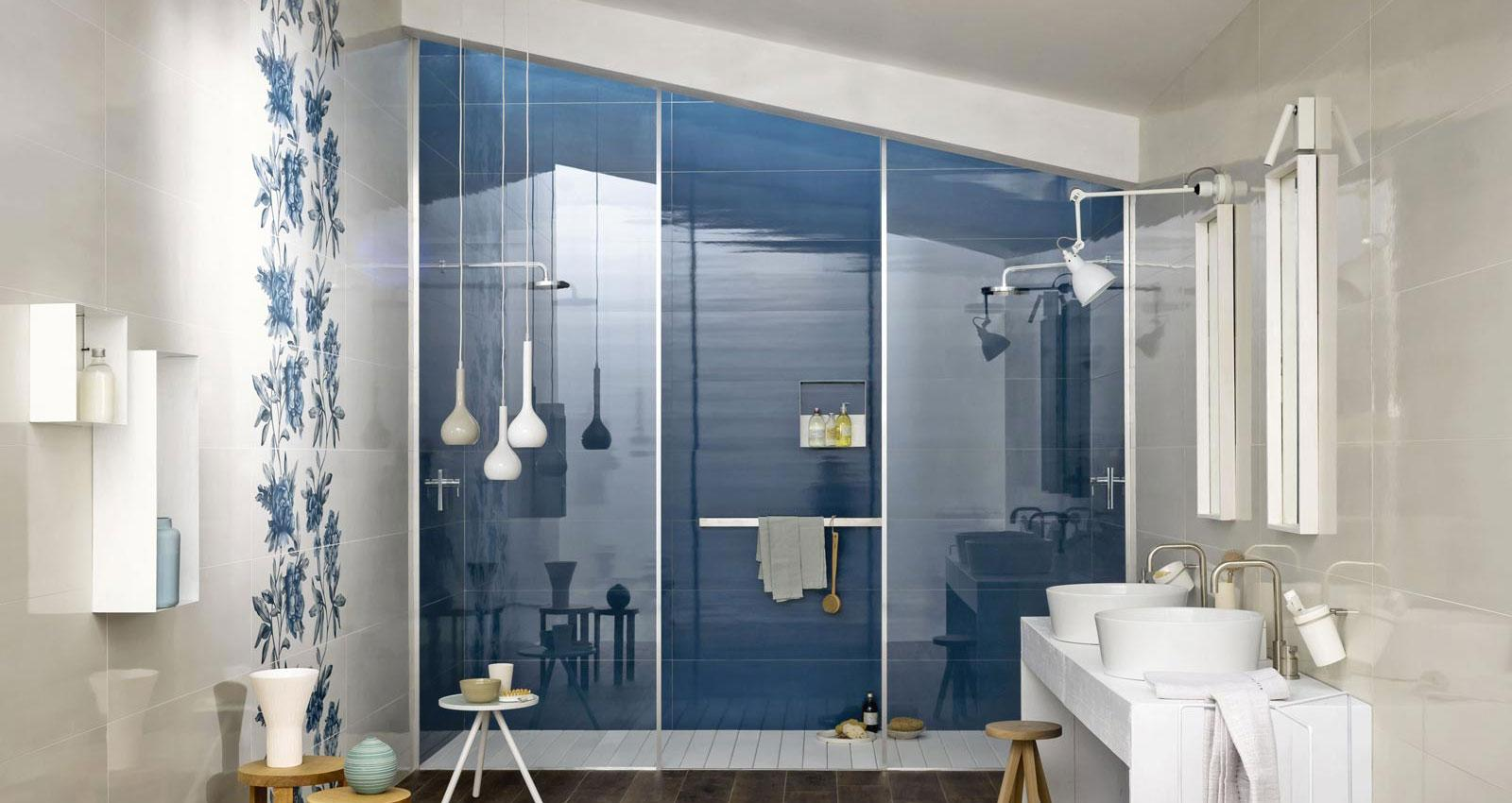 Imperfetto - Coloured porcelain bathroom tiles | Marazzi