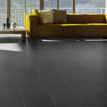 Black Stone Effect Tiles Marazzi