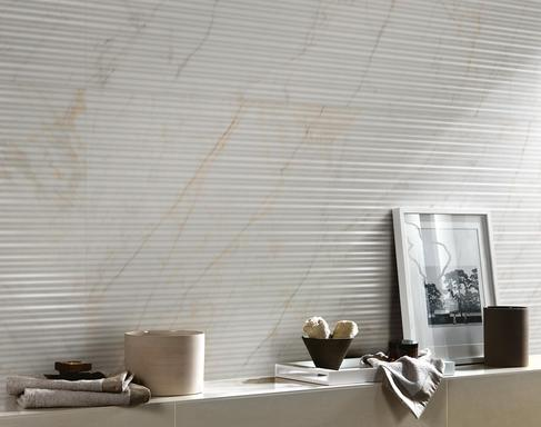 White Tiles: view the collections - Marazzi 10360