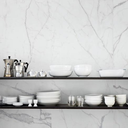 Magnifica - Marble Effect - Kitchen
