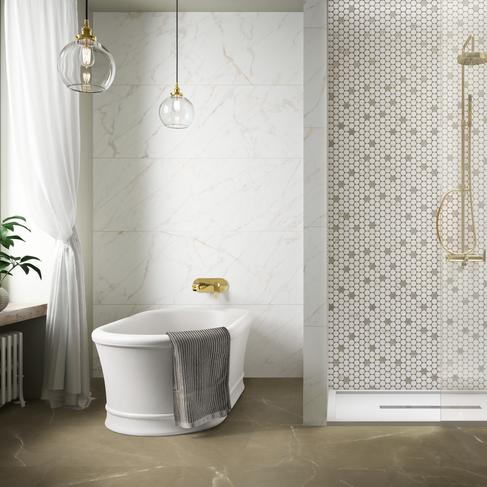Magnifica - Marble Effect - Bathroom