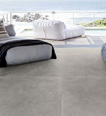 Material: Green porcelain stoneware: ecology and sustainability - Marazzi