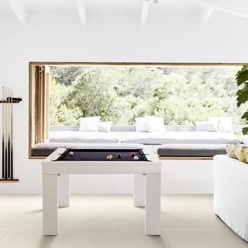 White Living Room Tiles | Marazzi