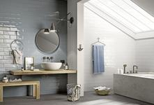 Azure tiles: view the collections - Marazzi 6890