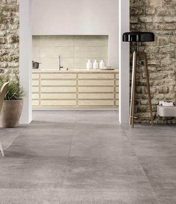 Memento: Green porcelain stoneware: ecology and sustainability - Marazzi