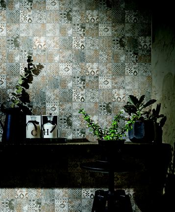Memento: Small-size tiles for all locations - Marazzi