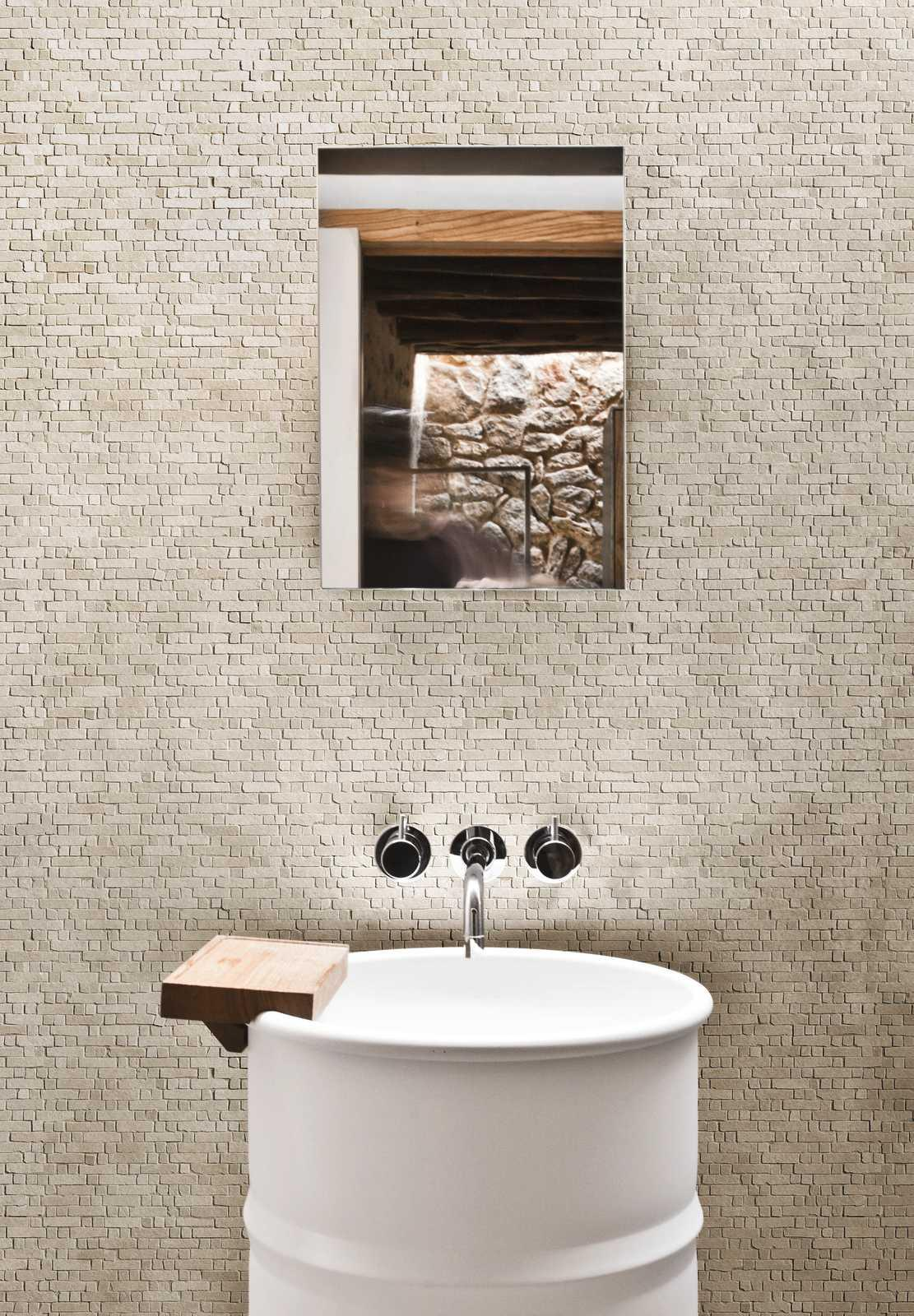 Memento - Concrete Effect - Bathroom