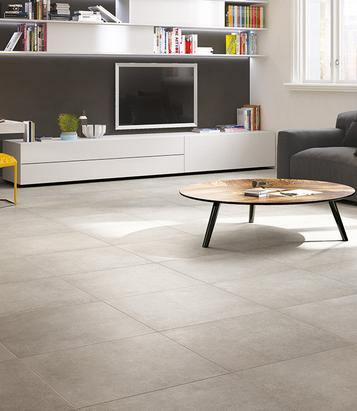 Tiles Living Room Concrete Effect - Marazzi_638