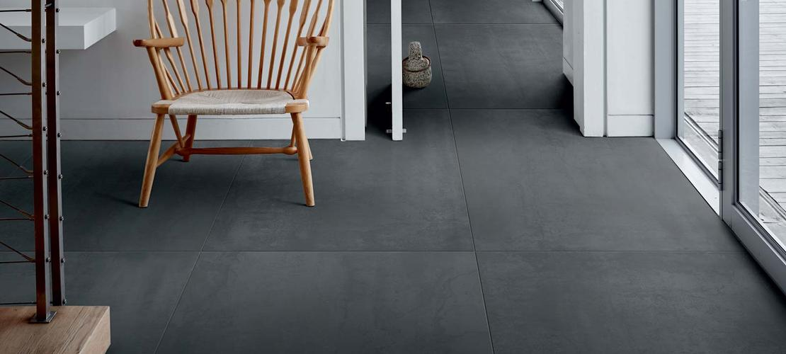 Black Tiles: view the collections - Marazzi 8657