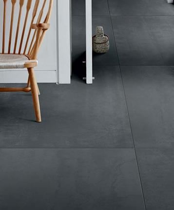 Mineral: Black Tiles: view the collections - Marazzi