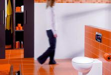 Orange tiles: view the collections - Marazzi 6046