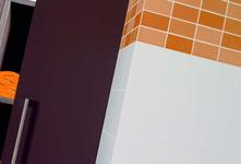 Orange tiles: view the collections - Marazzi 6048