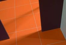 Orange tiles: view the collections - Marazzi 6047