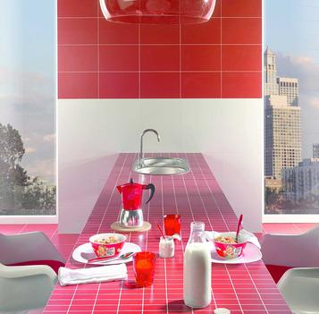 Tiles Red Coverings - Marazzi_632