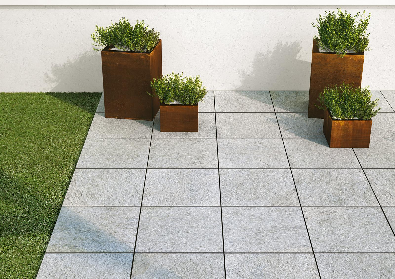 Multiquartz20 thick outdoor porcelain stoneware marazzi multiquartz20 stone effect 20mm thickness dailygadgetfo Images