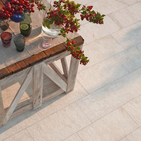 Multiquartz - Stone Effect - Outdoor
