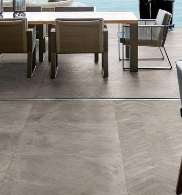 Mystone - Ardesia: Indoor and outdoor flooring: view the catalogue - Marazzi