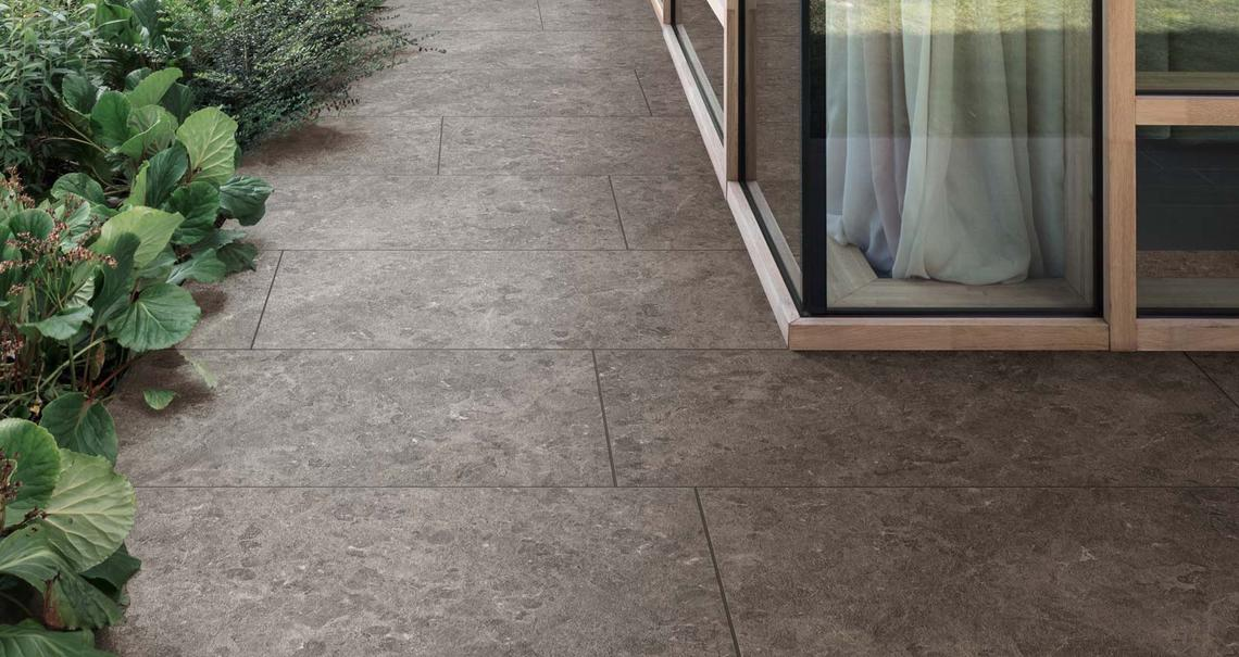 Mystone gris du gent20 - Stone Effect - 20mm Thickness