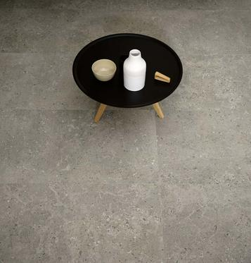 Mystone - Gris Fleury: Indoor and outdoor flooring: view the catalogue - Marazzi