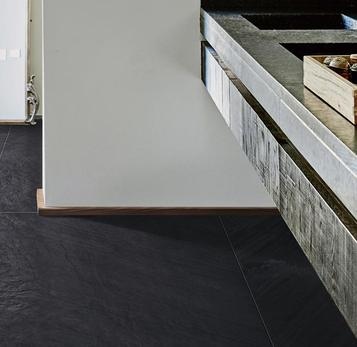 Mystone Lavagna: Black Tiles: view the collections - Marazzi