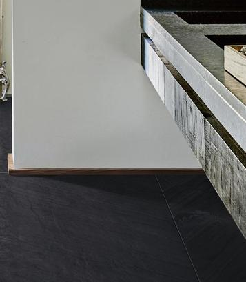 Mystone Lavagna: Green porcelain stoneware: ecology and sustainability - Marazzi