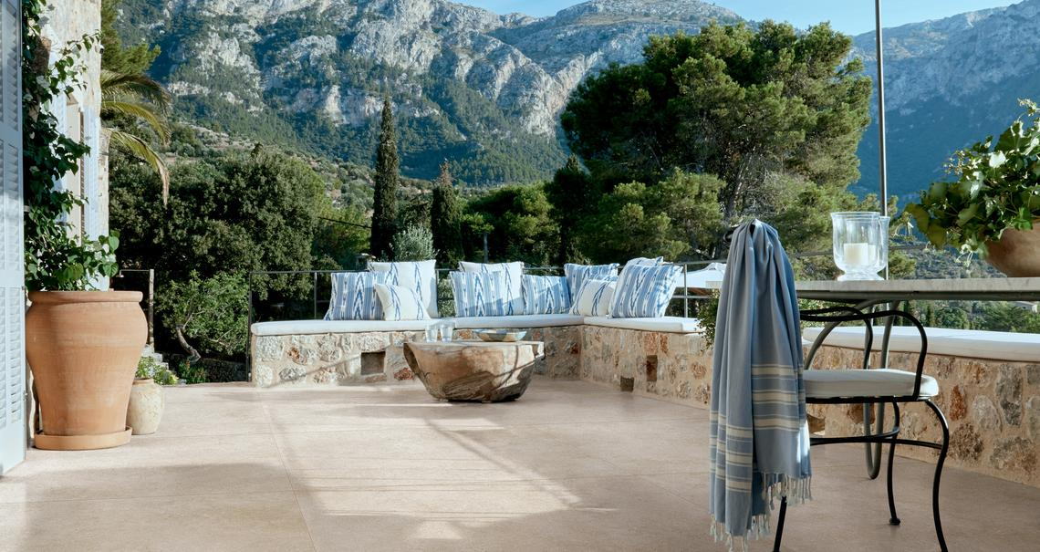 Outdoor tiles: gardens and terraces - Marazzi 10395