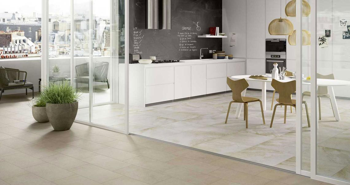 Mystone quarzite - Stone Effect - Kitchen