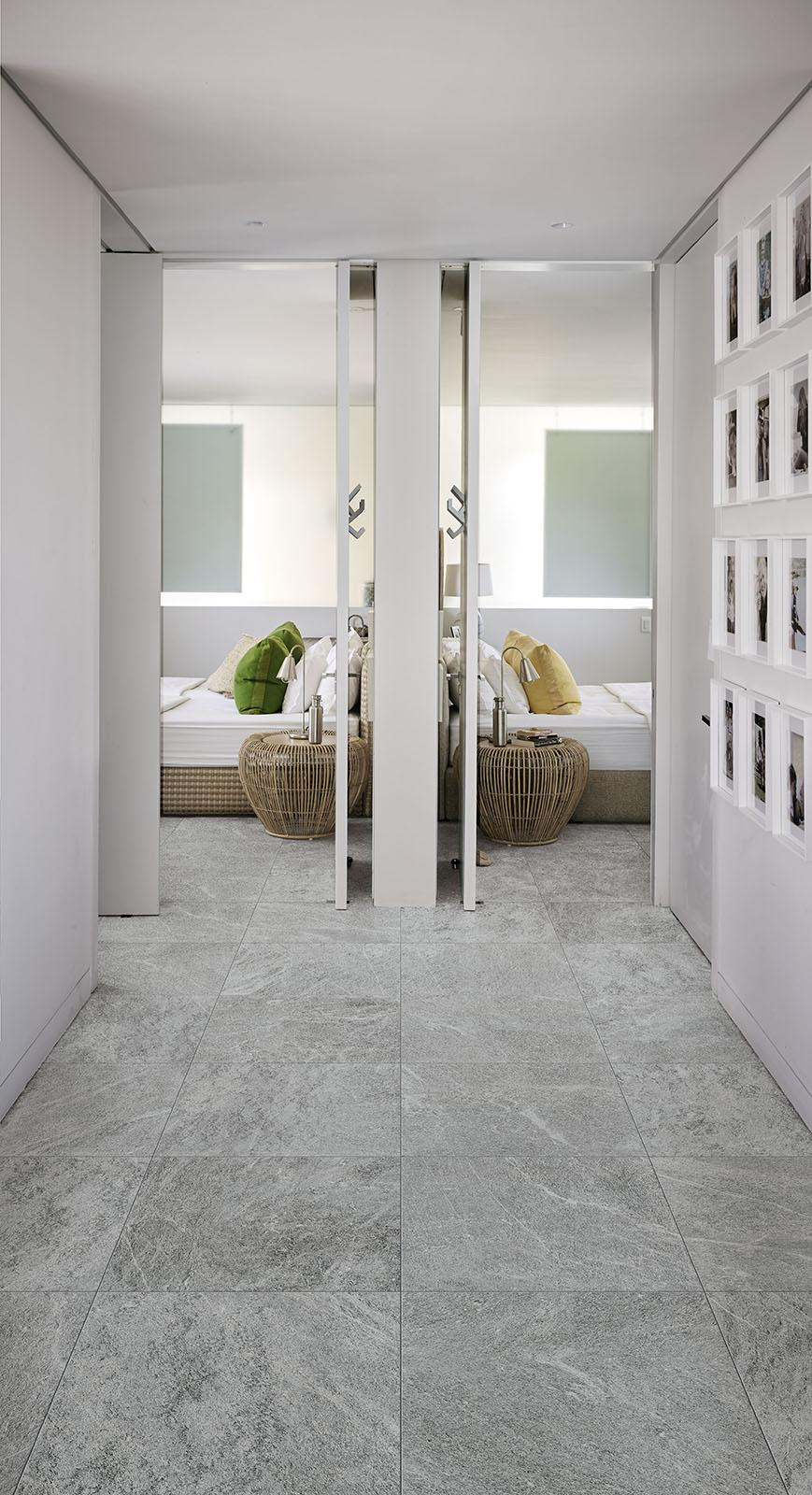 Mystone quarzite - Stone Effect - Bedroom
