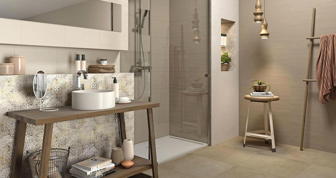 Neutral Bathroom and Kitchen Tiles. Neutral - Bathroom & Neutral - Bathroom and Kitchen Tiles | Marazzi