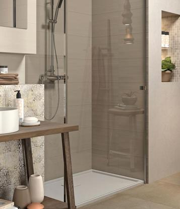 Neutral: Small-size tiles for all locations - Marazzi