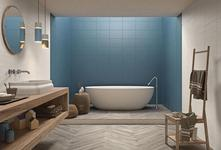 Bathroom tiles: ceramic and porcelain stoneware - Marazzi 7438