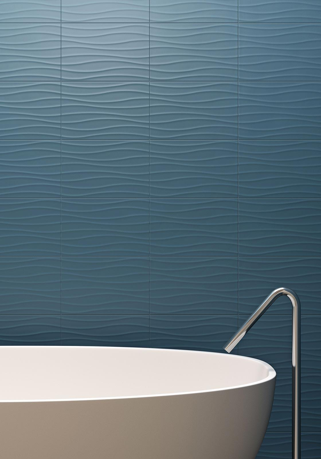 Blue Tiles: view our collections | Marazzi