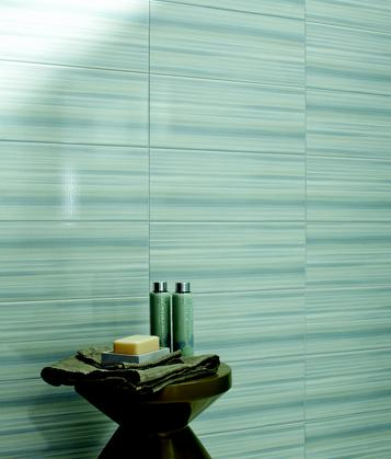Nuance: Azure tiles: view the collections - Marazzi