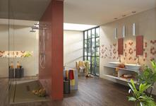 Red Tiles: view the collections - Marazzi 4249