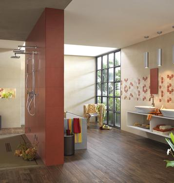 Oficina7: Red Tiles: view the collections - Marazzi