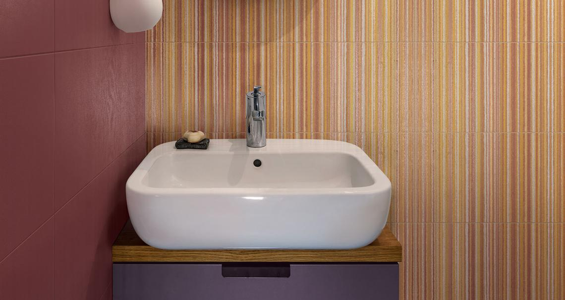 Purple Tiles: view our collections - Marazzi 9271