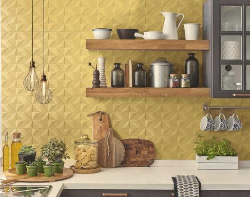 Yellow Tiles: view the collections - Marazzi 9284