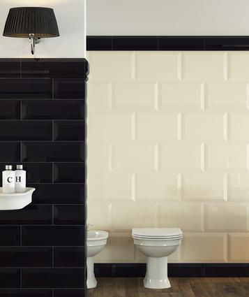 Bathroom Tiles Oxford nuance - ceramic bathroom covering | marazzi